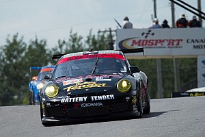 Alex Job Racing Mosport Race Report