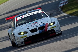 ALMS BMW Team RLL Mosport Race Report