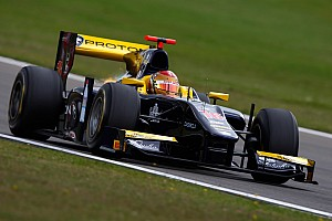 GP2 Super Nova Racing Nurburging Race 1 Report