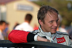 Petter Sloberg Seeks Win At Rally Finland