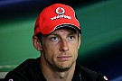Button Insists No Team Orders At McLaren