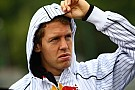 Vettel Says New Webber Deal 'Fine With Me'