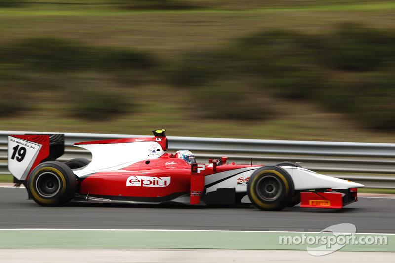 Scuderia Coloni Budapest Qualifying Report