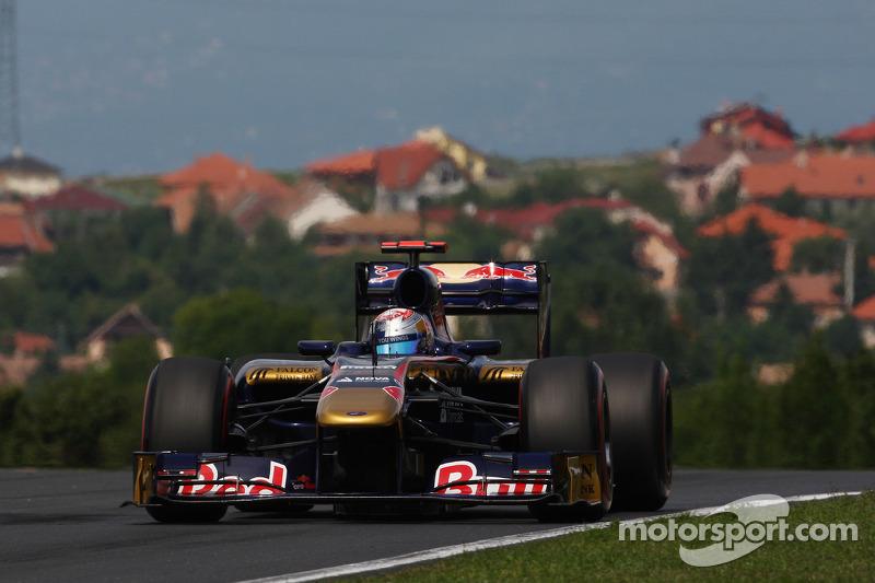 Toro Rosso Hungarian GP Qualifying Report
