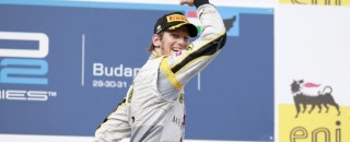GP2 Grosjean Claims Fifth Win Of 2011 In Budapest Feature Race