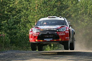 Petter Solberg Rally Finland Event Summary