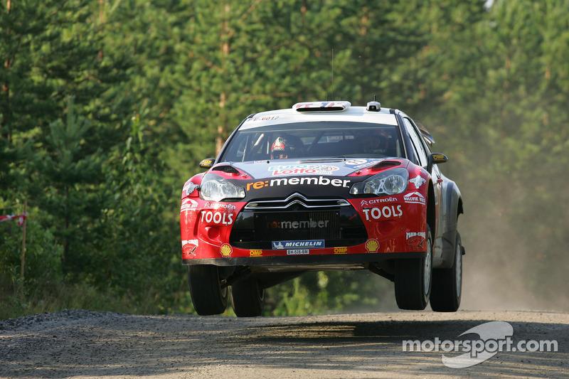 Petter Solberg Rally Finland Event Summary
