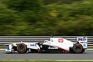 Sauber Hungarian GP Race Report