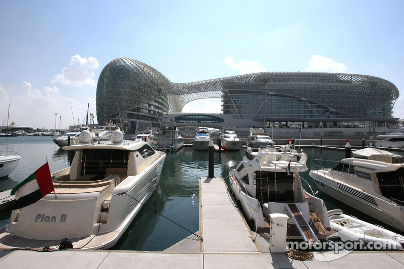 Abu Dhabi Confirms 2011 Young Driver Test