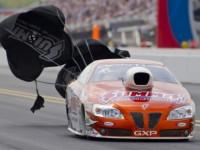 Greg Anderson NHRA Sonoma Infineon Raceway Final Report