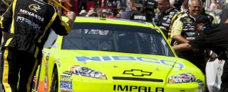 NASCAR Sprint Cup RCR's Paul Menard NASCAR Cup Race At Indianapolis Report
