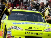 RCR's Paul Menard NASCAR Cup Race At Indianapolis Report