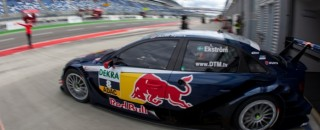 DTM Audi With Six DTM Drivers In Top Eight At Nurburgring