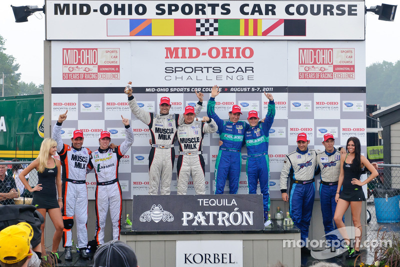 ALMS Series Mid-Ohio Race Report