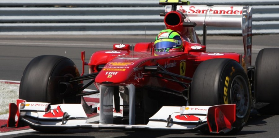 Massa Successor In F1 To Be 'Talented Youngster'