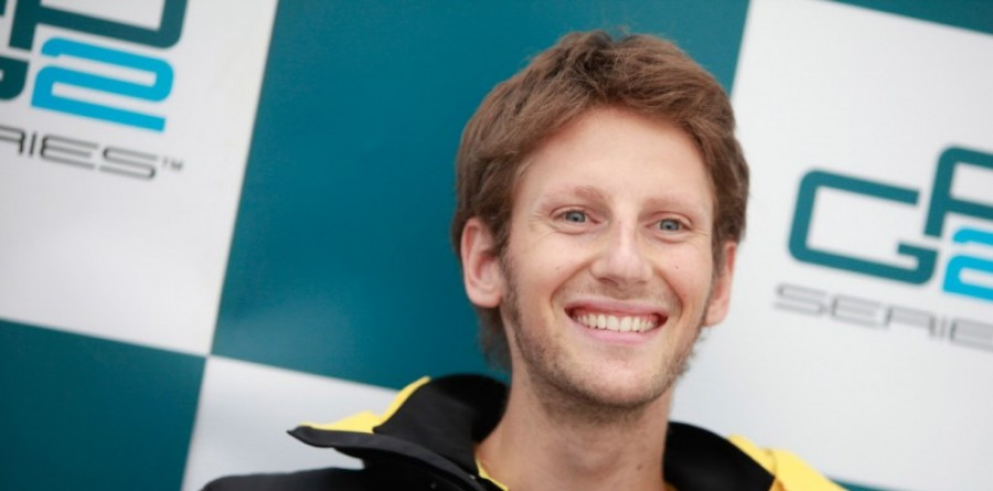 Grosjean To Test Heidfeld's F1 Car In Singapore