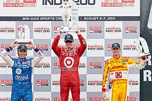 Honda Racing Mid-Ohio Race Report