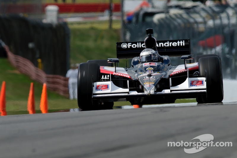 Mike Conway Mid-Ohio Race Report