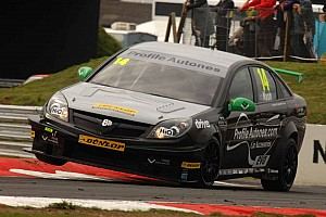 BTCC Triple Eight Snetterton Report