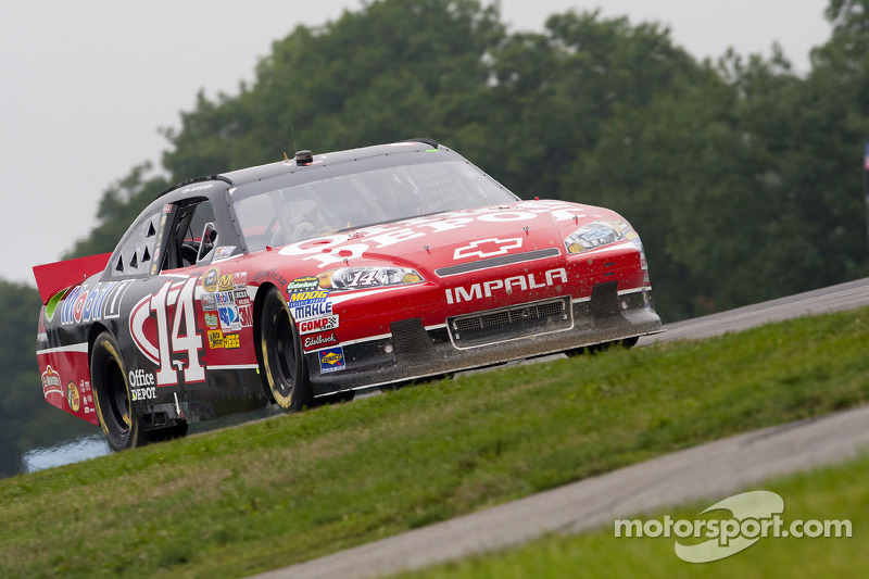 Tony Stewart Watkins Glen race report