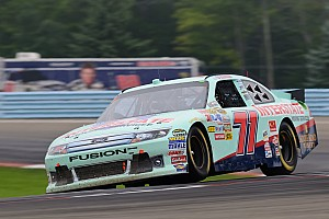 NASCAR Sprint Cup Andy Lally Watkins Glen race report