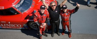 Bob Stallings Racing dominates Montreal