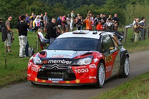 Petter Solberg Rally Deutschland summary