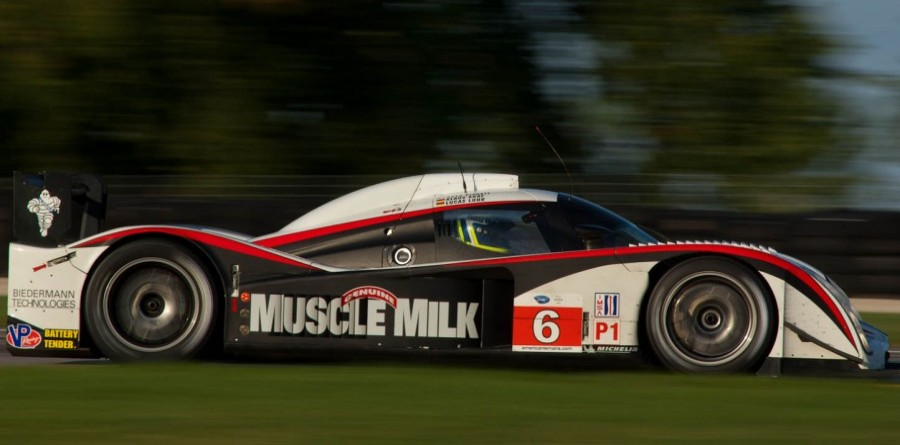 Muscle Milk AMR wins Road America in close finish