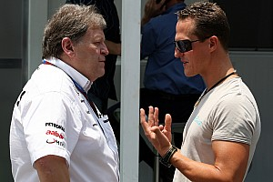 Haug not ruling out DTM future for Schumacher