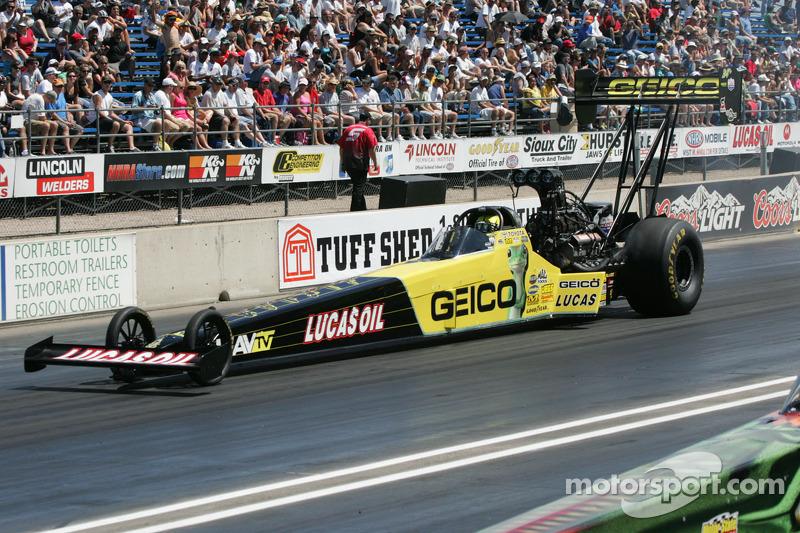 Morgan Lucas Racing makes team changes