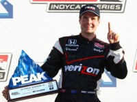 Power paces Penske to Sonoma pole sweep