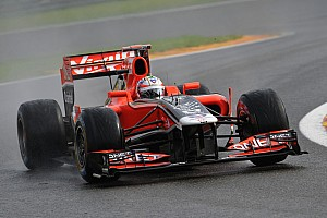 Marussia Virgin Belgian GP - Spa race report