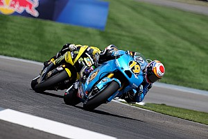 Rizla Suzuki Indianapolis GP race report