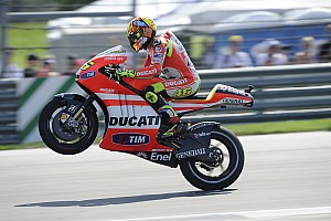 Ducati San Marino GP Friday report