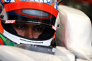 Karthikeyan pushing for race seat before India return