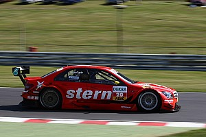 DTM Van der Zande hampered by strategy