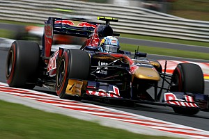 Formula 1 Toro Rosso confirms deals with Cepsa, Nova