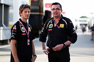 Grosjean 'now ready' for Formula One return - Boullier