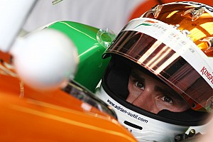 Force India's Sutil has fond memories of Italian GP at Monza