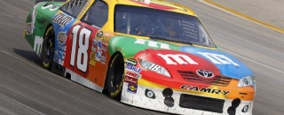 NASCAR Sprint Cup Kyle Busch prepped for Richmond night race