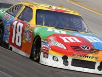 Kyle Busch prepped for Richmond night race