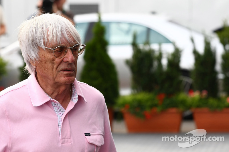 Ecclestone plays down Iran's Formula One chances