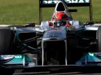 Mercedes Italian GP - Monza Friday practice report