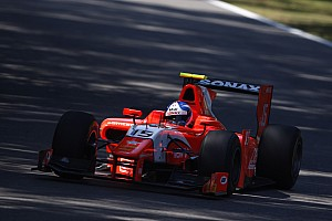 GP2 Arden Monza qualifying report