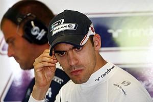 Williams Italian GP - Monza qualifying report