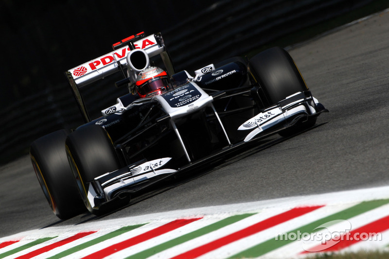 Williams Italian GP - Monza qualifying report