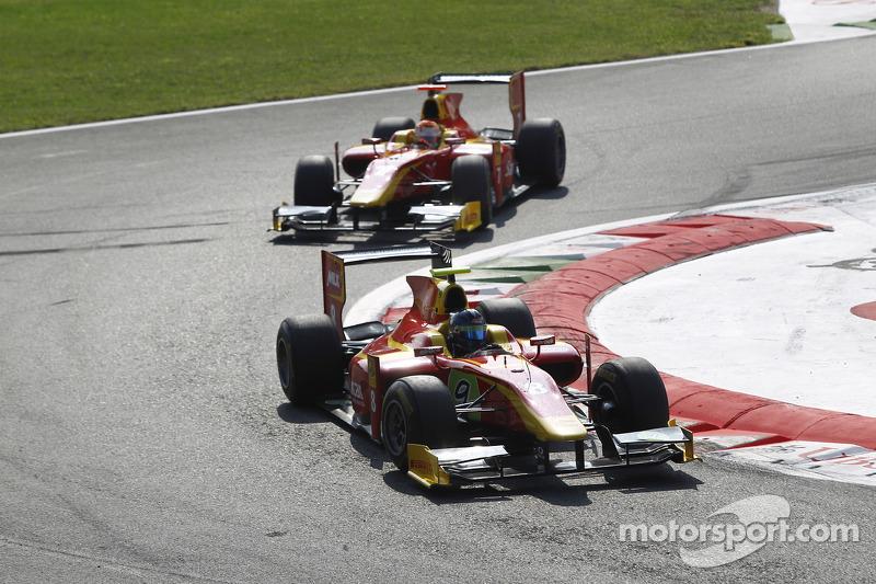 Racing Enginerring Monza race 1 report