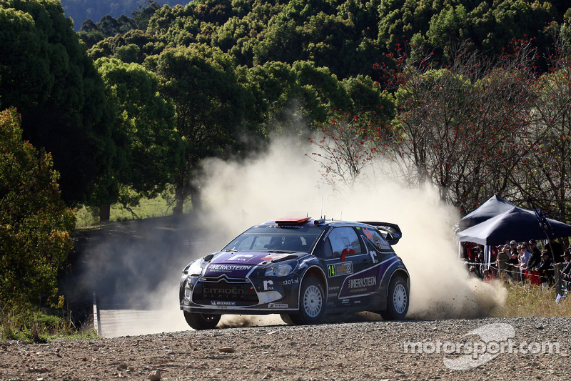 Van Merksteijn Motorsport Rally Australia leg 2 summary