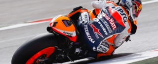 Pedrosa lights up Aragon GP Friday practice