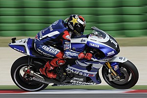 Yamaha Aragon GP Friday report